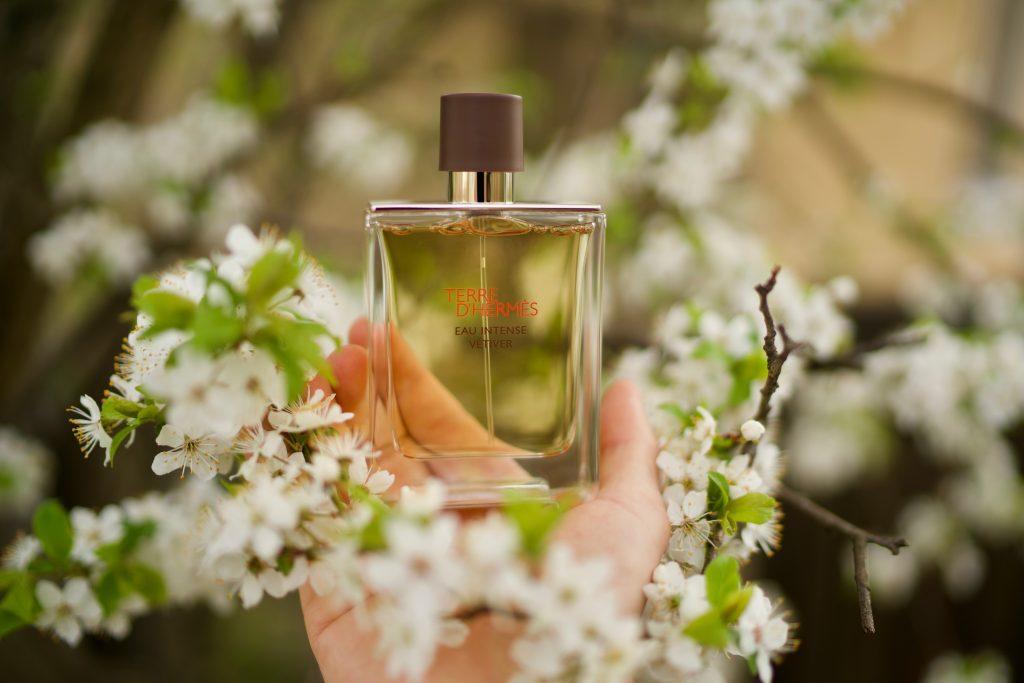 Parfum Terre D'Hermes Eau Intense Vetiver